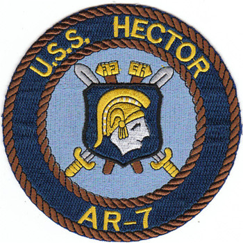 AR-7 USS Hector Patch