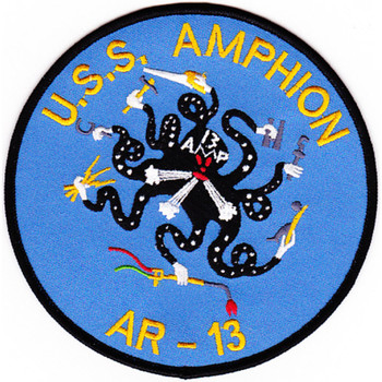 AR-13 USS Amphion Patch