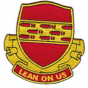 600th Field Artillery Battalion Patch