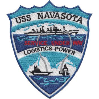 AO-106 USS Navasota Patch