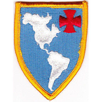 America Western Hemisphere Institute Security Cooperation Patch