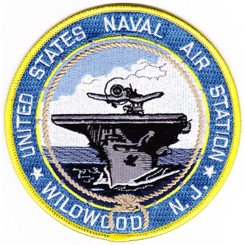 Air Station Wildwood New Jersey Patch