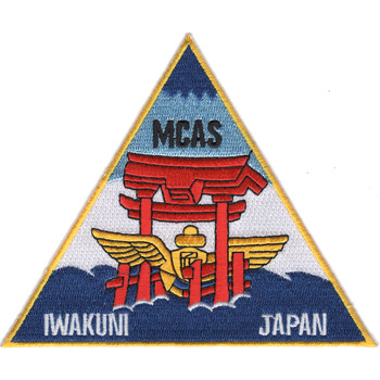 Air Station Iwakuni Japan Patch
