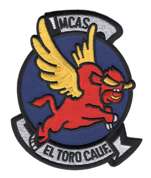 Air Station El Toro California Patch