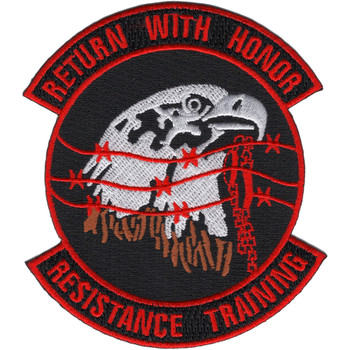 Air Force Survival Evasion Resistance And Escape SERE Training Patch