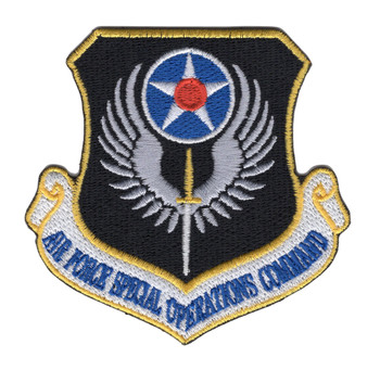 Air Force Special Operations Patch