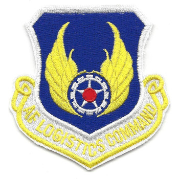 Air Force Logistic Command Patch