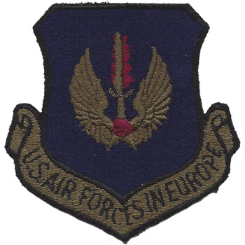 Air Force In Europe Command OD Patch