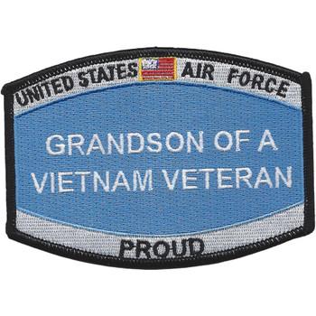 Air Force Grand-Son Of A Vietnam Veteran Patch