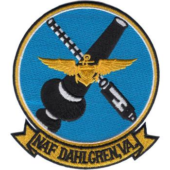 Air Facility Dahlgren Virginia Patch