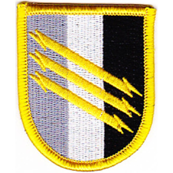 4th Psychological Airborne Operations Group Patch Flash