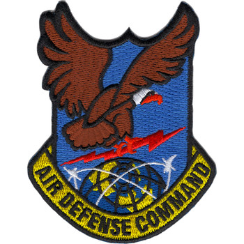 Air Defense Command Patch