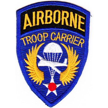 Airborne Troop Carrier Patch WWII