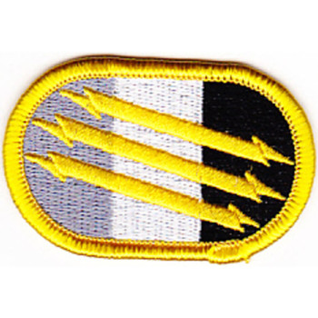 4th Psychological Airborne Operations Group Oval Patch