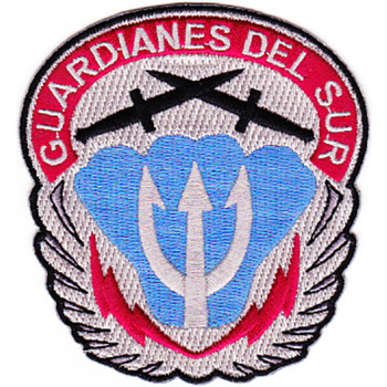 Airborne SOC Southern Theater Operation Patch