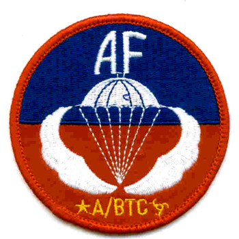 Airborne Jump School Sicily Patch