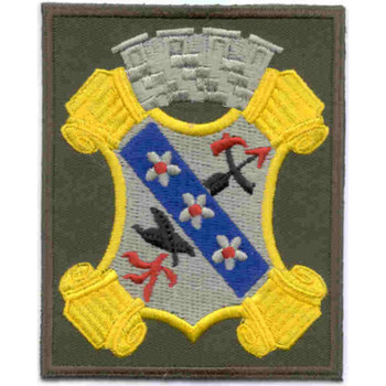 8th Infantry Regiment Patch