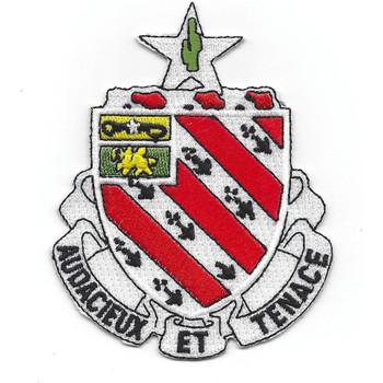 8th Field Artillery Regiment Patch