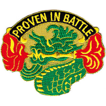 89th Military Police Group Patch