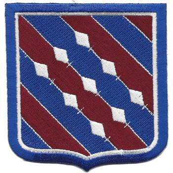 89th Infantry Regiment Patch