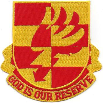 89th Airborne Field Artillery Regiment Patch