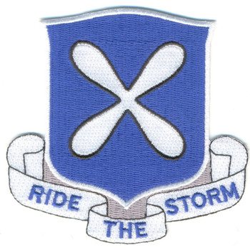 88th Glider Infantry Regiment Patch