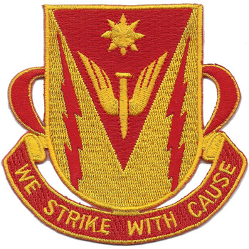 88th Airborne Anti-Aircraft Artillery Battalion Patch