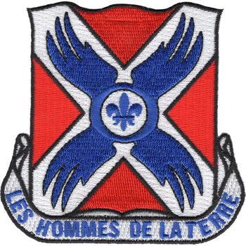 877th Engineer Battalion Patch