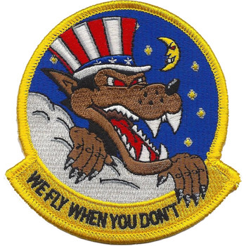 86th Flying Training Squadron Patch - Version A
