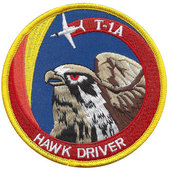 86th Fighter Training Squadron Patch