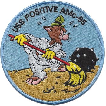 AMc-95 USS Positive Patch