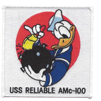 AMc-100 USS Reliable Patch