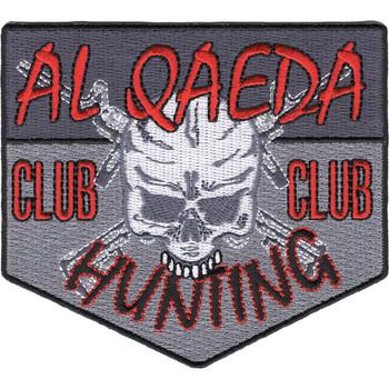Al Qaeda Hunting Club Patch