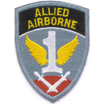 Allied Airborne Patch