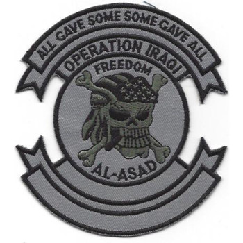 All Gave Some Some Gave All Patch