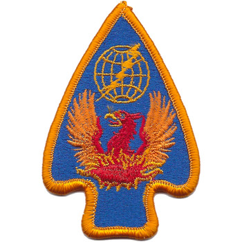 Air Traffic Service Command Patch