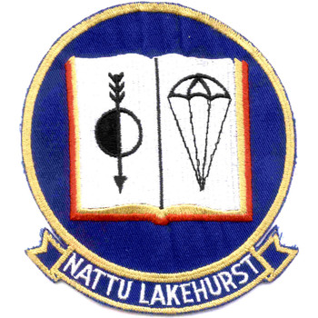 Air Technical Training Unit Lakehurst New Jersey Patch