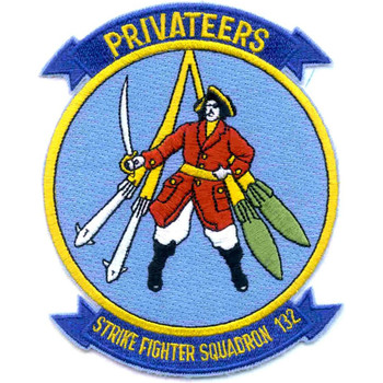 VFA-132 Patch Privateers