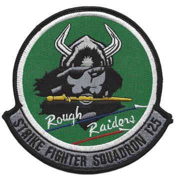 VFA-125 Patch Rough Raiders