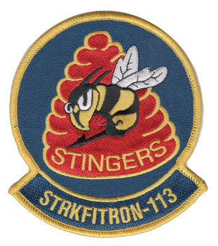 VFA-113 Patch Stingers