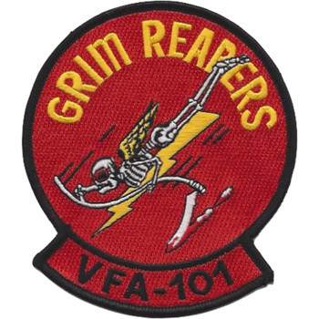 VFA-101 Grim Reapers Hornet Patch
