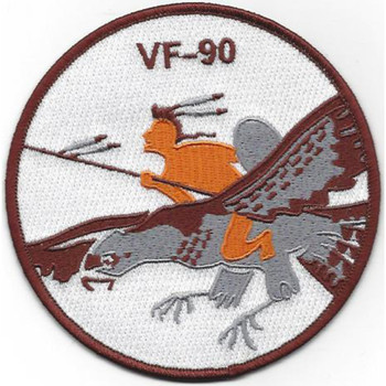 VF-90 Fighter Reserve Squadron Patch
