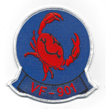 VF-901 Naval Reserve Squadron Patch
