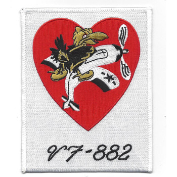 VF-882 Fighter Reserve Squadron Patch