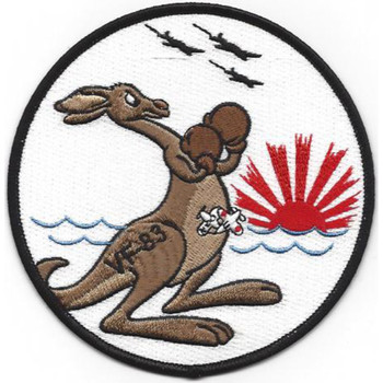 VF-83 Patch Dragon Squadron