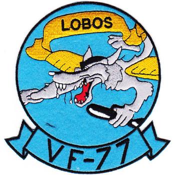 VF-77 Patch Lobos