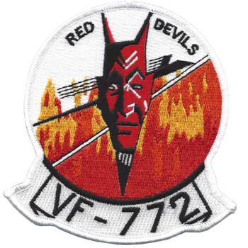 VF-772 Patch Red Devils