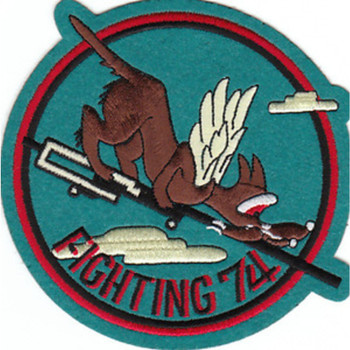 VF-74 Aviation Fighter Squadron Patch