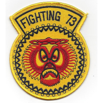 VF-73 Fighter Squadron Patch - Fighting 73