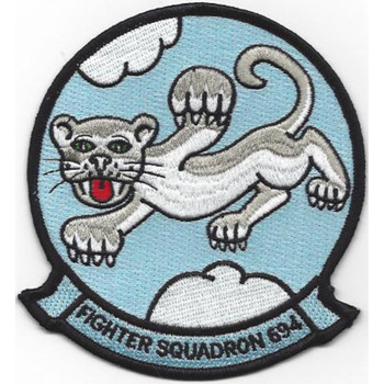 VF-694 Reserve Squadron Patch